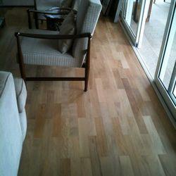 Empresa de tratamento de piso de madeira