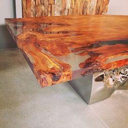 resina para taco de madeira preço